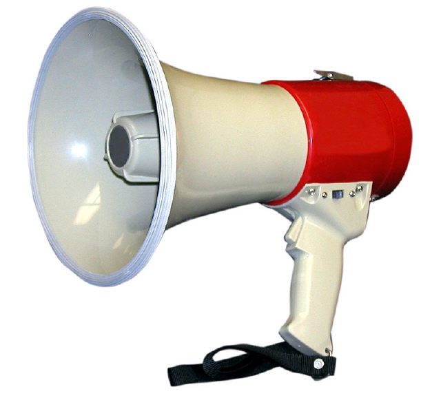 Where to find MEGAPHONE in Huntsville