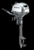 Where to rent HONDA 2.3 H. P. OUTBOARD in Huntsville ON