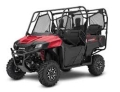 Where to rent 2020 HONDA PIONEER-4 DELUXE RED in Huntsville ON