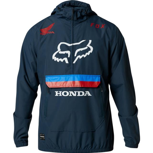 Where to find HONDA SAVAGE ANORAK  NVY in Huntsville