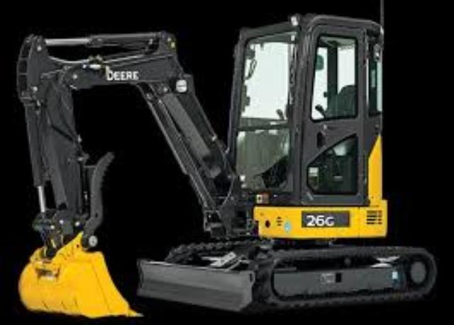 Where to find EXCAVATOR, MINI 10  DEPTH 6500lb in Huntsville