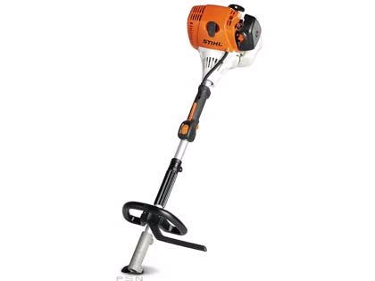 Where to find TRIMMER, GAS STIHL KM130 in Huntsville