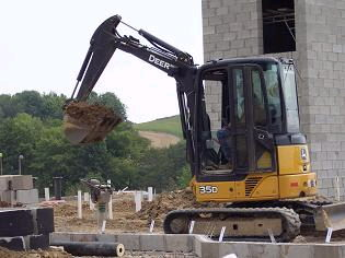 Where to find EXCAVATOR, MINI 11  DEPTH JD 35D in Huntsville